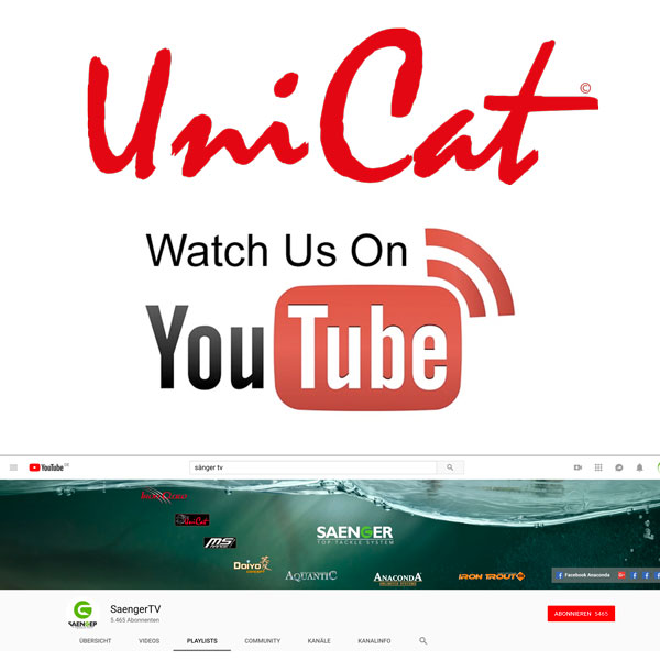 youtube unicat